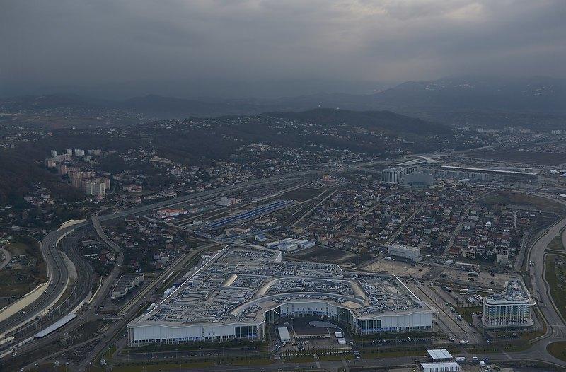 Дорога на Эльдорадо: Карта Олимпиады в Сочи. Изображение № 27.