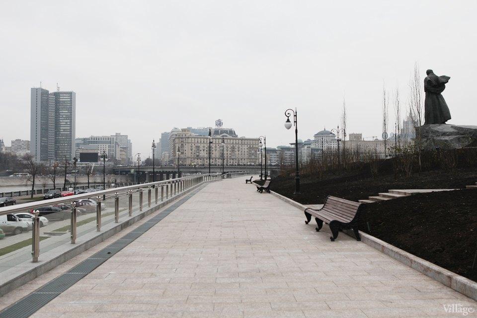 Фоторепортаж: Сквер угостиницы «Украина». Изображение № 7.