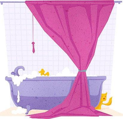 Домпросвет: Нестандартные решения для ванной. Изображение №9.