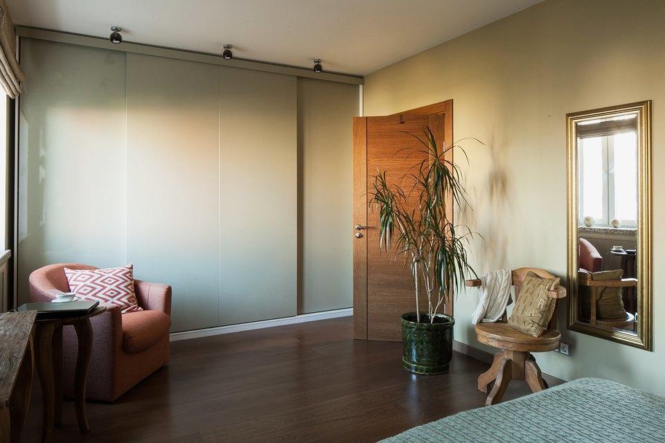 Трёхкомнатная квартира вскандинавском стиле. Изображение № 9.