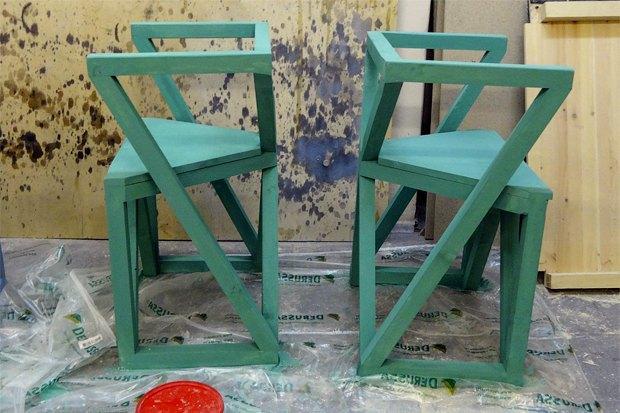 Cделано из дерева: 7мебельных мастерских вПетербурге. Изображение № 7.