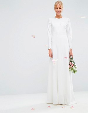 Свадебное платье the village