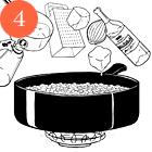 Рецепты шефов: Куриная грудка сперлотто и грибным соусом. Изображение № 6.