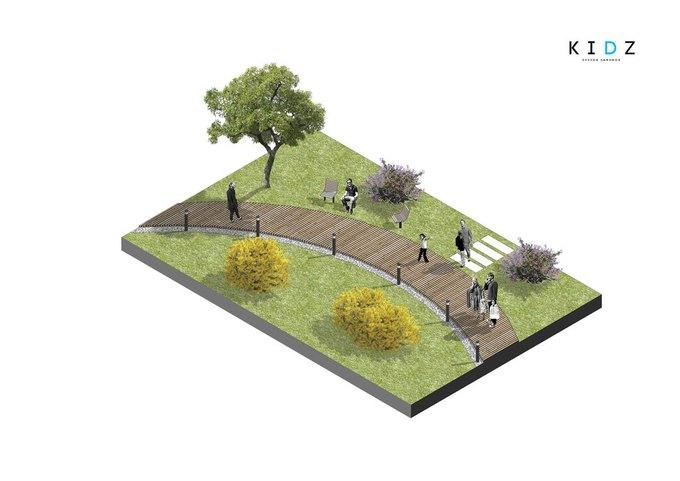 Коллектив Kidz разработает дизайн-концепцию для парка Городов-Героев. Изображение № 3.