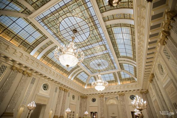В Киеве открыли еще один пятизвездочный отель. Зображення № 14.