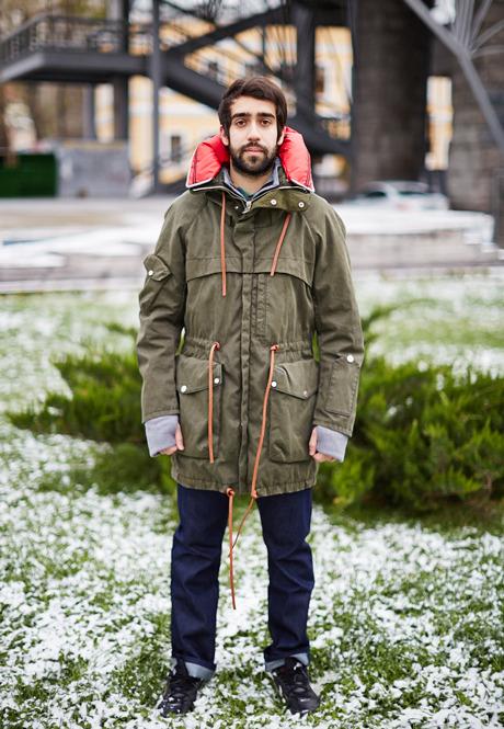 Вещи недели: 10тёплых мужских курток. Изображение №1.