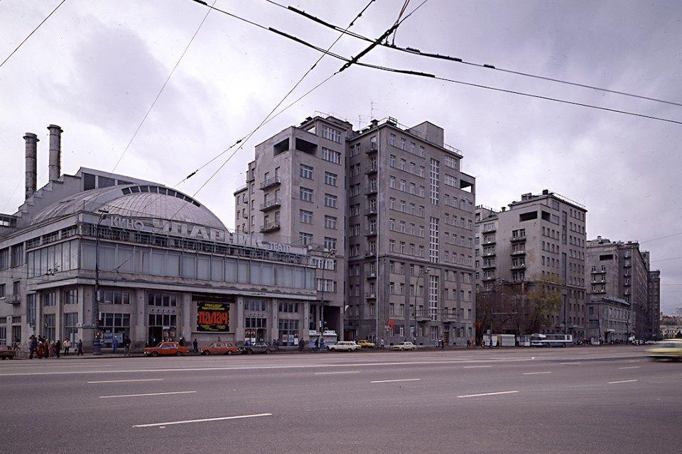 Камера наблюдения: Москва глазами Александра Викторова. Изображение № 3.