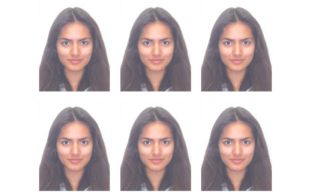 Эксперимент The Village: Как фотографируют на паспорт. Изображение №14.