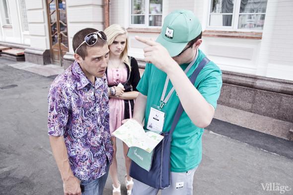 Люди в зелёном: Волонтёры — о гостях Евро-2012. Зображення № 10.