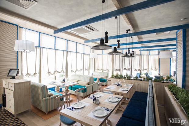 Новое место (Киев): Ресторан «Баркас. Рыба и вино». Изображение № 20.