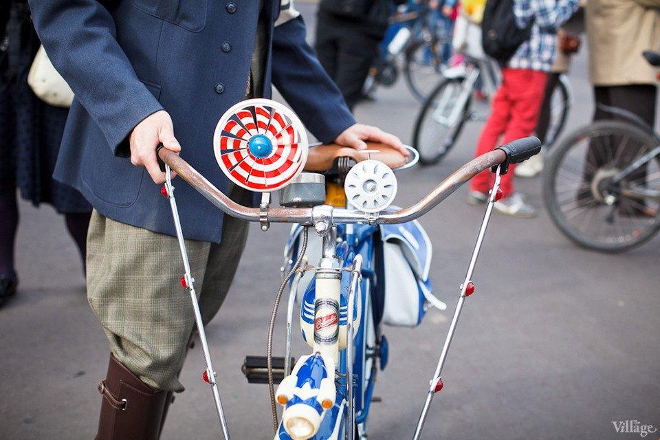 С твидом на город: Участники велопробега Tweed Ride о ретро-вещах. Изображение № 28.