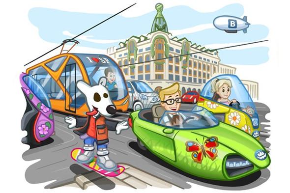 Запрет старых автомобилей, загрязняющих воздух.. Изображение № 8.