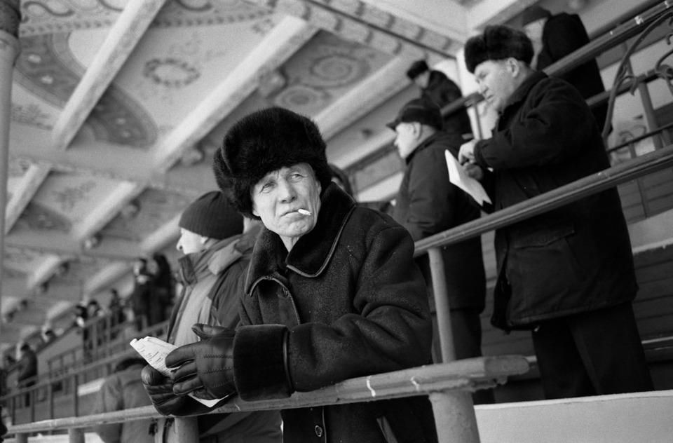 Камера наблюдения: Москва глазами Алексея Мякишева. Изображение №7.