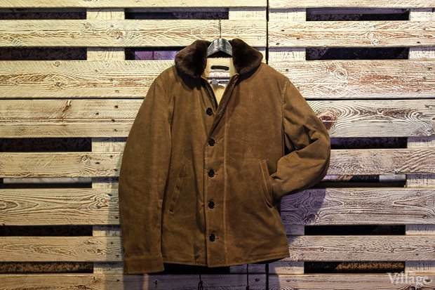 Куртка Spiewak N-1 Deck Jacket — 27 800 рублей. Изображение № 17.