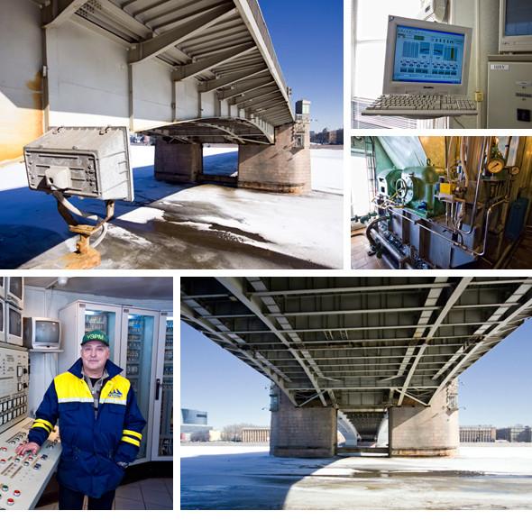 Изображение 35. Грамотная разводка: механики петербургских мостов.. Изображение №11.
