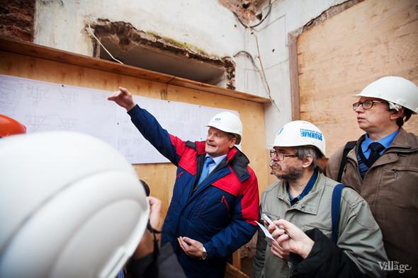 Фоторепортаж: Реконструкция Главного штаба изнутри. Изображение № 15.