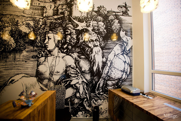 Офис недели (Петербург): Кондитерские «Буше». Изображение № 16.