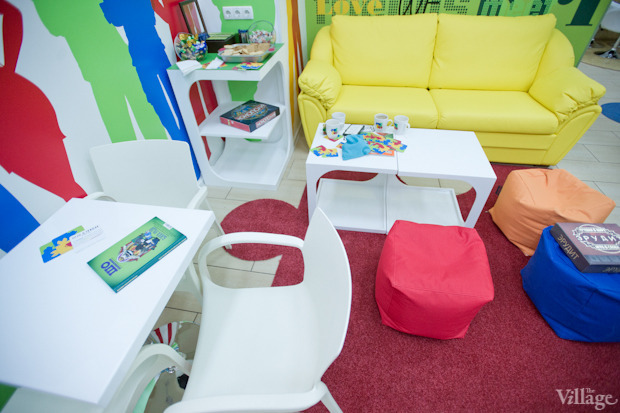 Новое место (Киев): Smart cafe BiblioTech. Зображення № 23.