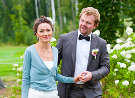 Сезонное предложение: 4 современные свадьбы. Изображение № 21.