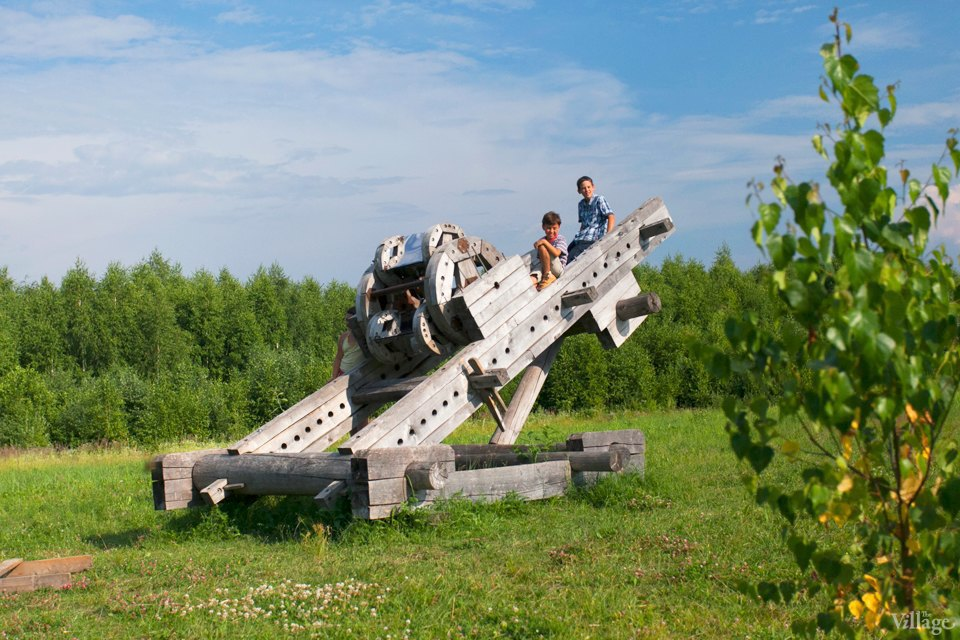 Маршрут на выходные: Парк «Никола-Ленивец». Изображение № 32.