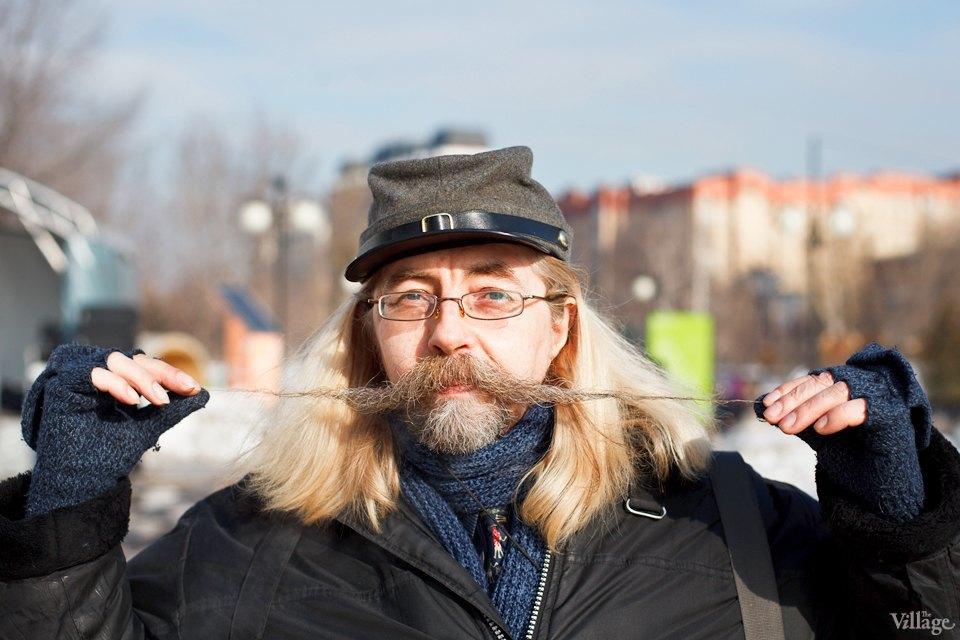 Люди в городе: Участники фестиваля усов. Изображение № 6.