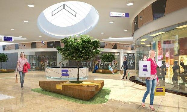 Пополнение: 6 новых торгово-развлекательных центров вКиеве. Изображение № 36.