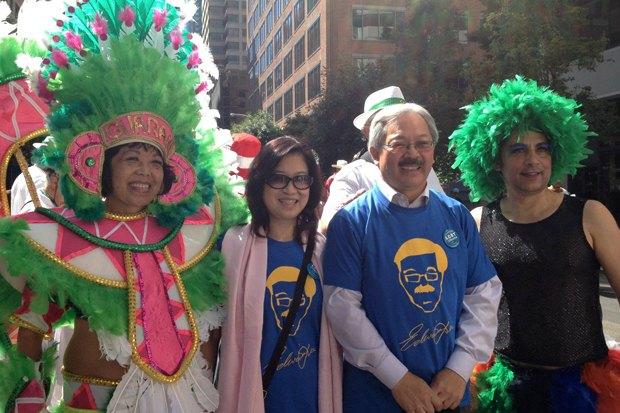 Клуб мэров: Эд Ли, Сан-Франциско. Изображение № 15.