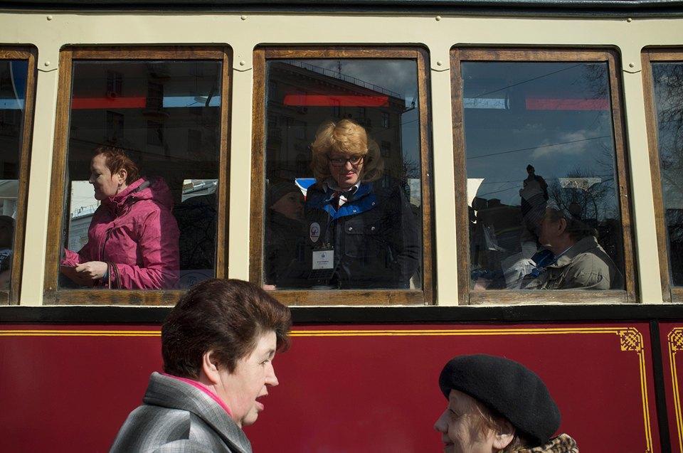 Парад трамваев наЧистыхпрудах. Изображение № 17.