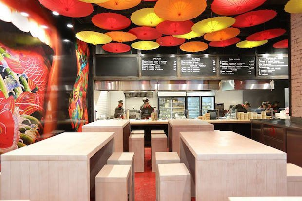 На Сретенке открылось кафе паназиатской кухни «Китай Чи». Изображение № 2.