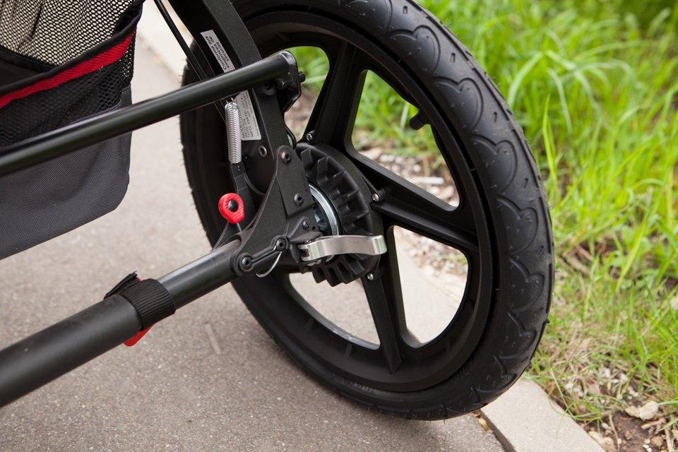 Беги, мама, беги: Тест-драйв детских колясок для бега. Изображение № 8.