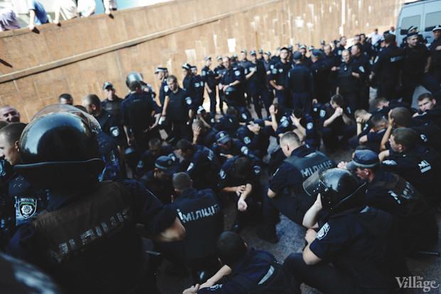 Copwatch: Действия милиции возле «Украинского дома». Зображення № 21.