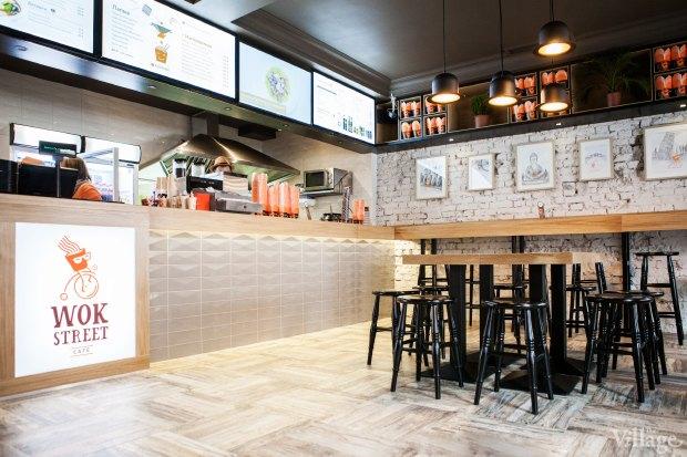 Новое место: Кафе «Вок-Стрит». Изображение № 1.