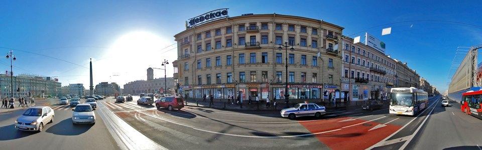 Строительство универмага «Стокманн» на Невском проспекте, 116 2009 год. Изображение № 3.