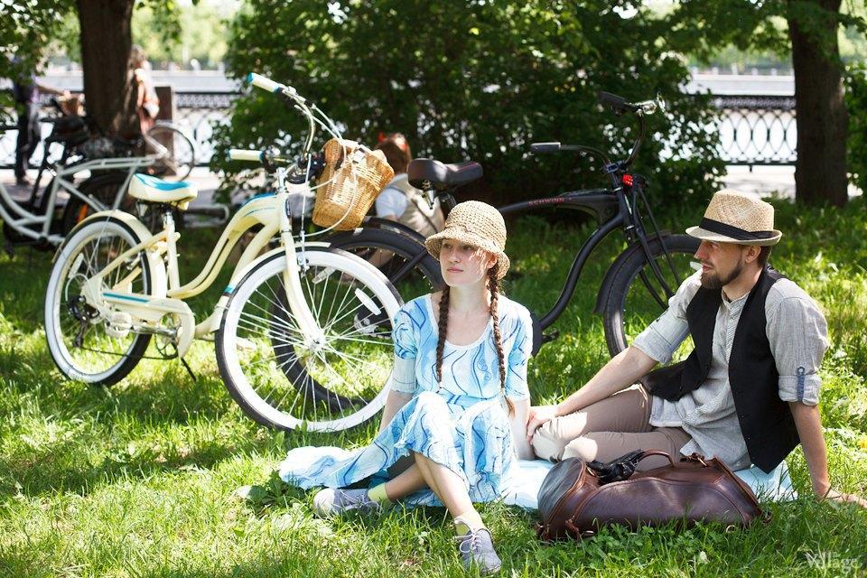 Люди в городе: Какпрошёл второй Tweed Ride. Изображение № 19.