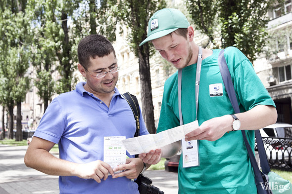 Люди в зелёном: Волонтёры — о гостях Евро-2012. Зображення № 13.