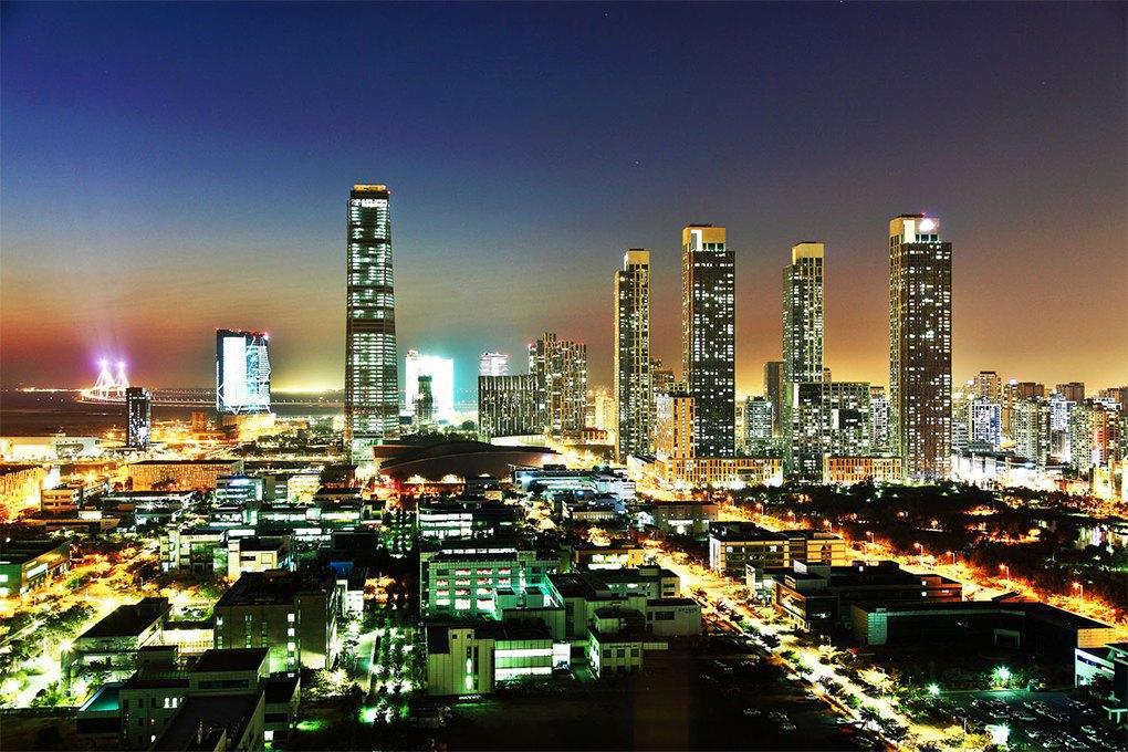Hopes Tech: 10 самых впечатляющих строек XXI века. Изображение № 22.