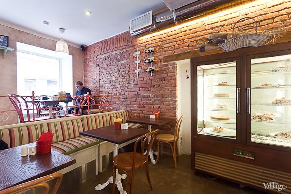 Новое место (Петербург): Caffe Centrale. Изображение № 7.