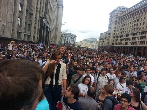Прямая трансляция: «Обсуждение приговора Навальному». Изображение № 11.