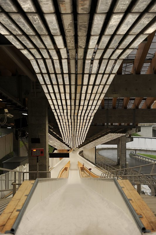 Куда люди смотрят: Что внутри Олимпийских стадионов. Изображение № 51.