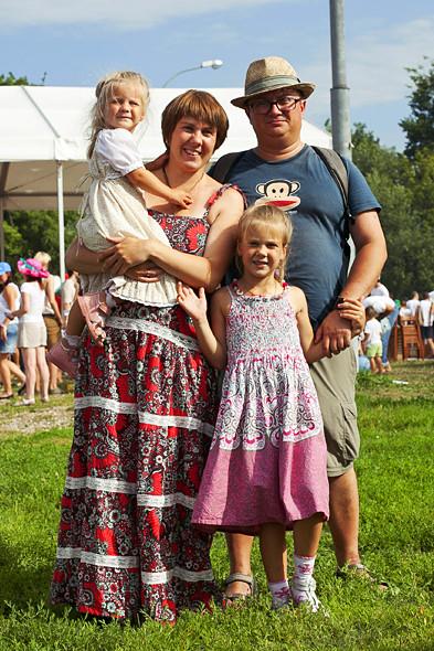 Родители с детьми на пикнике «Афиши». Изображение № 13.