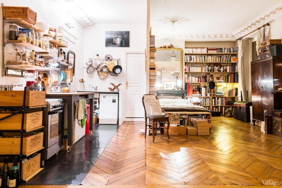 Квартиры мира: Париж. Изображение №16.