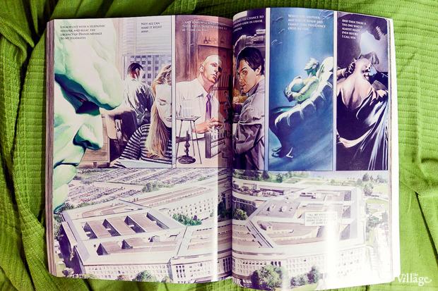 Раскадровка: 6 магазинов илавок с комиксами вПетербурге. Изображение № 14.