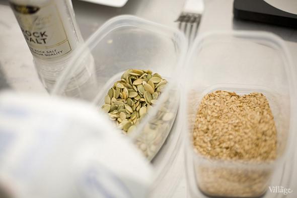 Зерна золотого льна и семена тыквы. Изображение № 19.