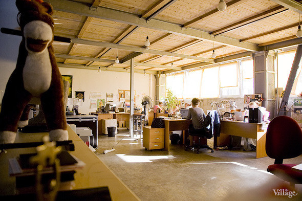 Офис недели: The Creative Factory. Изображение № 24.