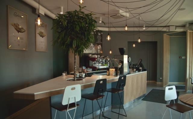 На Кронверкском проспекте открылась кофейня «Даблби» . Изображение № 1.