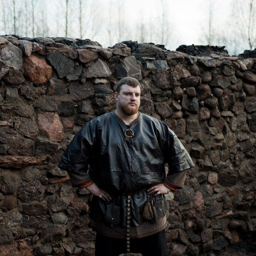 «Такая военная демократия»: Как живут искем сражаются викинги под Выборгом. Изображение № 11.