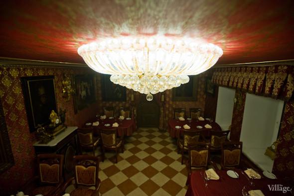 Новое место (Киев): Ресторан «Антверпен». Изображение № 17.