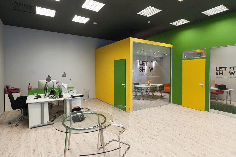 Офис Let It Show Production в ДК Ленсовета. Изображение № 16.