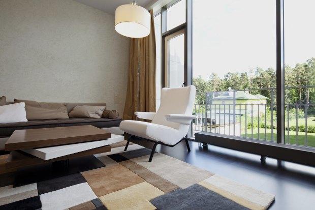 Центр притяжения: Как выбрать ковёр для дома. Изображение № 5.
