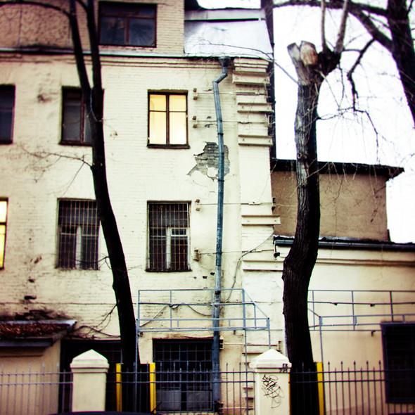 В зоне риска: Дом Поленова на Зоологической улице. Изображение № 3.